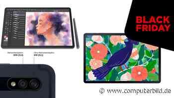 Black Friday: Samsung Galaxy Tab S7+ zum Sonderpreis