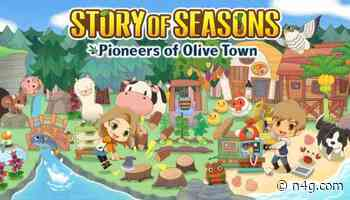 Story of Seasons: Pioneers of Olive Town Is Nearly Done With Development