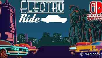 The neon arcade racer Electro Ride: The Neon Racing is now available for the Nintendo Switch
