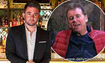 I'm A Celebrity: Shane Richie's son admits he gets nervous about dad cracking a non-PC jokes on show