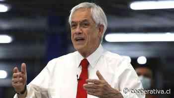 """Piñera: """"Estamos trabajando fuerte para que puedan retirar el 10% antes de Navidad"""" - Cooperativa.cl"""