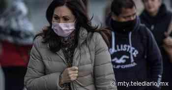 Frente frío provocará fuerte descenso en la temperatura para Nuevo León el fin de semana - Telediario Monterrey