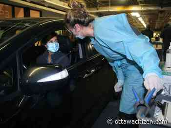 COVID-19: Ontario daily total slides slightly to 1,822; Ottawa reports 46 new cases - Ottawa Citizen