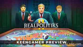 Realpolitiks II Preview: Politics for Dummies - KeenGamer