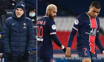 PSG squander another lead after last week's Monaco debacle as ex-midfielder comes back to haunt them