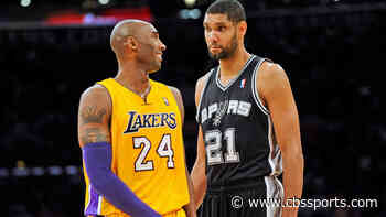 NBA moves Hall of Fame enshrinement ceremony for Kobe Bryant, Tim Duncan and Kevin Garnett to May 13-15