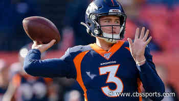 Every quarterback on Broncos roster ruled ineligible for Week 12 after teammate Jeff Driskel tested for Covid