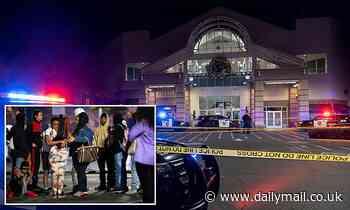 Second man, 17, dies following Black Friday shooting at Sacramento mall as gunman remains at large