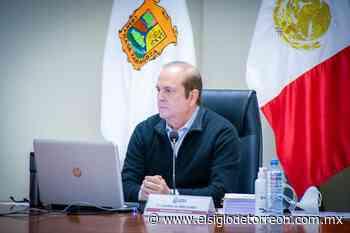 Será virtual Segundo Informe de Gobierno de Piedras Negras - El Siglo de Torreón