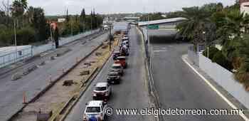 No para movilidad en frontera entre Piedras Negras y EUA - El Siglo de Torreón
