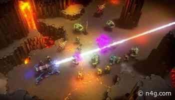 Tesla Force Out Now on PlayStation and Xbox Consoles