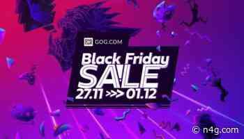 GOG.Com Black Friday Deals Announced