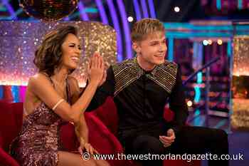 Strictly star HRVY addresses Maisie Smith relationship rumours