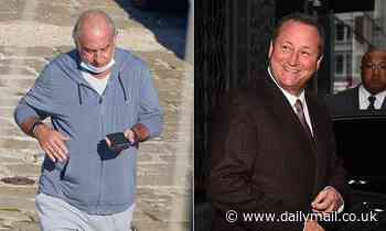 Sports Direct chief Mike Ashley accused of playing games over loan to rescue Philip Green's Arcadia