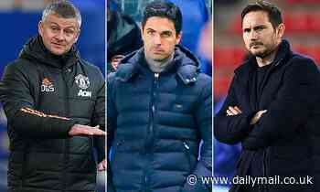 DANNY MURPHY'S MANAGERIAL REPORT CARD: Frank Lampard is over-performing
