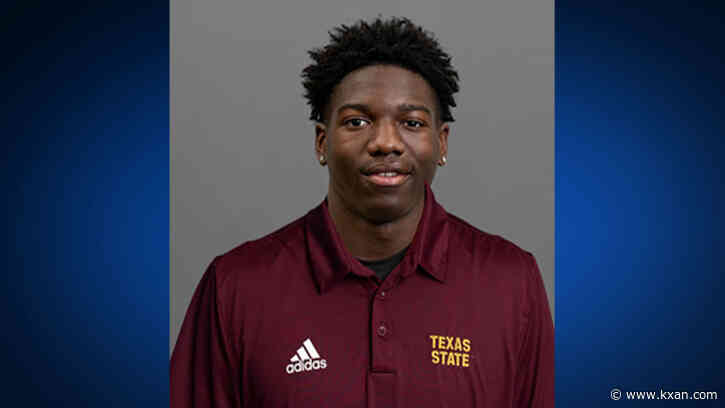 Texas State football honors murdered teammate before Saturday's game
