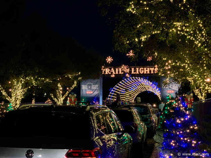 Austin Trail of Lights opens with sold out night