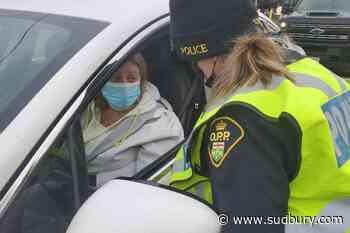 Police in Greater Sudbury launch annual Festive RIDE campaign - Sudbury.com