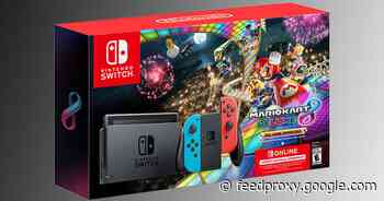 Nintendo Switch Mario Kart bundle restock for Black Friday weekend: How to check at Best Buy, Amazon and Walmart     - CNET