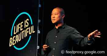 Tony Hsieh, former Zappos CEO and happiness guru, dies at 46     - CNET