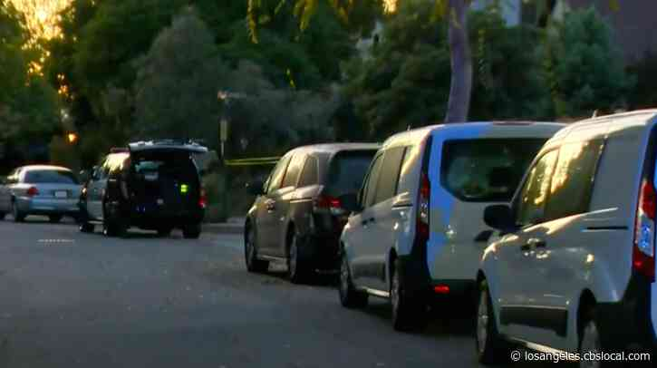 Man Stabbed, Beaten To Death In Pasadena After Allegedly Trying To Strangle Ex-Girlfriend