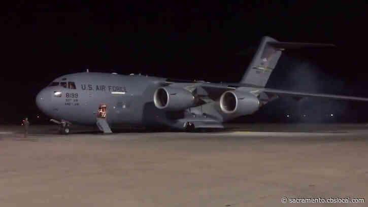 Travis AFB Medic Dies In Non-Combat Vehicle Incident In United Arab Emirates