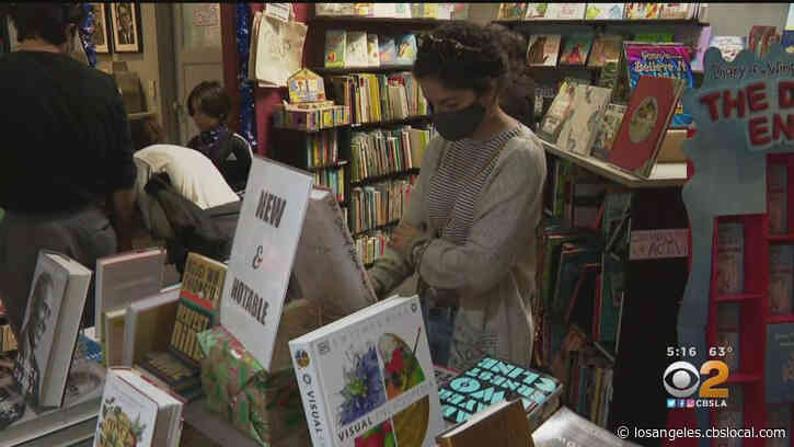 Officials Encourage Local Shopping To Boost Small Business Sales