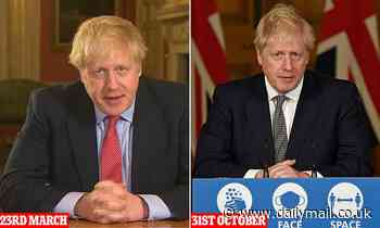 DAN HODGES: It's time Tory MPs told Boris that stumbling from lockdown to lockdown isn't a strategy