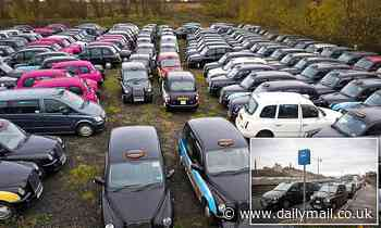 Green schemes are why black cabs ending up in taxi graveyard, writes ex-cabbie ANDREW CARTER