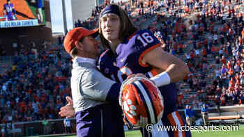 Clemson QB Trevor Lawrence, projected No. 1 pick in 2021 NFL Draft, hints at final game in Death Valley