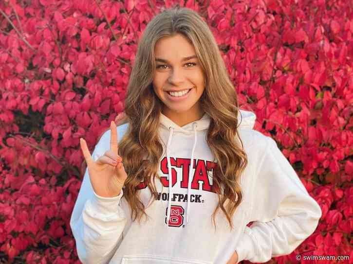 Sprinter Cassie Moses Hands Verbal Commitment to NC State for 2022-23