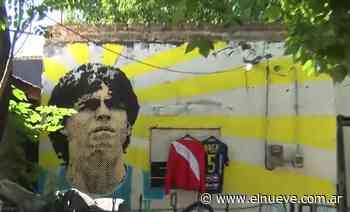 Villa Fiorito: Convirtieron la casa de Maradona en un santuario - Hay Que Ver (Clips), Noticias - telenueve