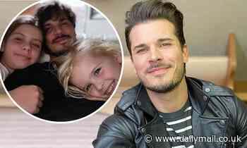 DWTS pro Gleb Savchenko celebrates Thanksgiving with two daughters... following split from wife