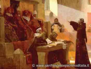 Mons. Accrocca: Mariano D'Alatri e il velo squarciato - San Francesco Patrono d'Italia