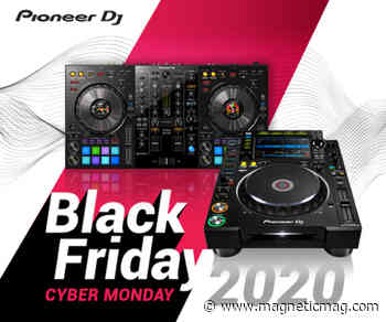 Spotlight: Pioneer DJ Announces Black Friday and Holiday Gear Sale - Magnetic Magazine