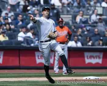 New York Yankees News/Rumors: DJ LeMahieu negotiations painfully inch forward? - Empire Sports Media