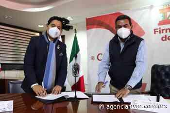 Gobierno de Coacalco formaliza alianzas en pro del desarrollo económico del municipio - Agencia NVM