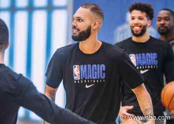 2020-21 Orlando Magic Training Camp Roster