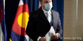 Gov. Jared Polis Tests Positive For Coronavirus - Colorado Public Radio