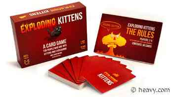 Cyber Monday Game Deals: Save 50% on Exploding Kittens (2020) - Heavy.com