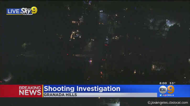 Police Investigating Granada Hills Shooting, Attempted Carjacking Involving Lacey's Security Team