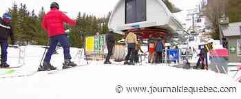 Saison de ski lancée en pleine pandémie