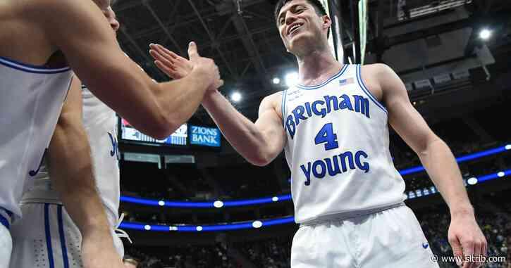 BYU men's basketball team rallies past Utah Valley for 82-60 win