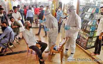 Coronavirus India live updates | India's caseload nears 94 lakh - The Hindu