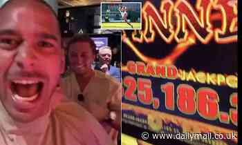 NRL star Corey Norman wins $25,000 on the pokies - despite already bagging $800,000 a season