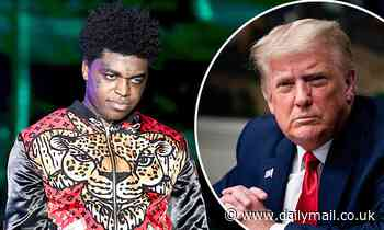 Kodak Black says he will donate $1million to charity if president Donald Trump pardons him