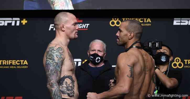 UFC Vegas 15 live blog: Anthony Smith vs. Devin Clark