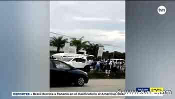 Noticias Evalúan sancionar a personas por sepelio en Río Hato - TVN Panamá