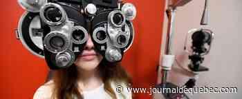 Bond des consultations chez les optométristes