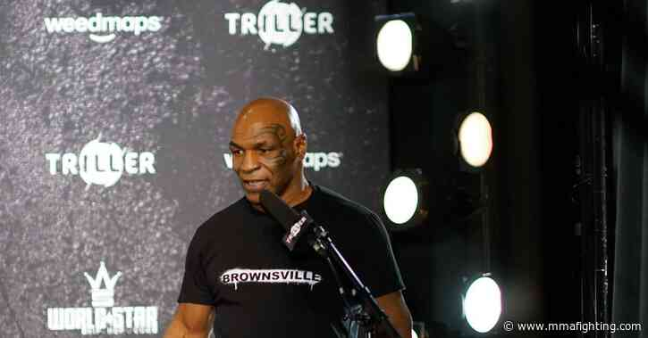 Tyson vs. Jones Jr. in Tweets: Pros react to Mike Tyson vs. Roy Jones Jr. draw, Jake Paul's knockout of Nate Robinson